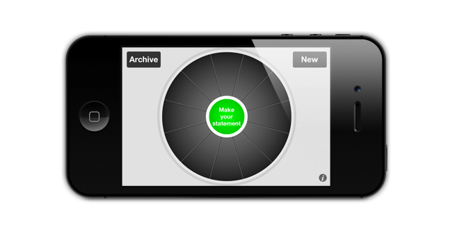 The Focus Wheel App